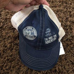 Disney animal kingdom 20th anniv baseball hat